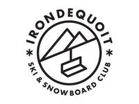 logo for high school ski club