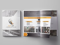 4 PAGES BROCHURE DESIGN
