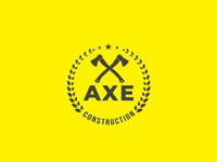 AXE CONSTRUCTION LOGO