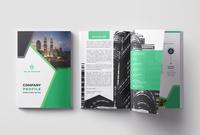 8 Page Company Profile
