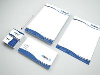 979 Fm Branding Stationery