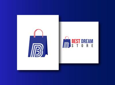 Best Dream Shop muckup