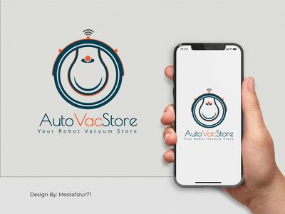 Logo design AutoVacStore