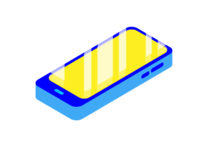 Phone Isometric