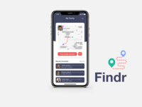 Findr- track where your family members