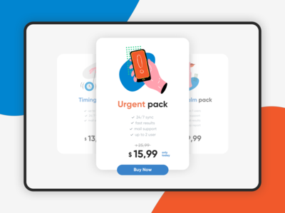 Pricing Design - Daily UI 030