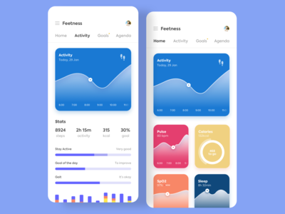 Workout Tracker  - Daily UI 041