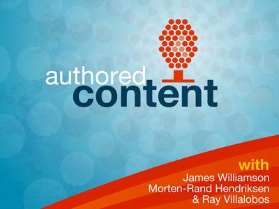 Authored Content branding logo