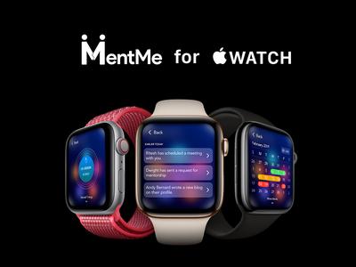 Mentorship Platform - Apple Watch Concept