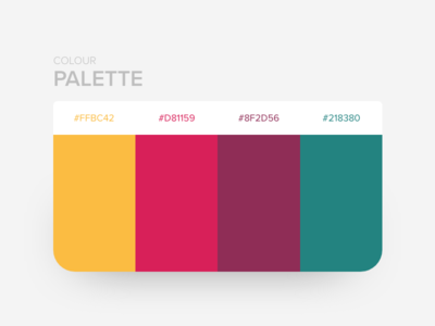 Colour Palette #01