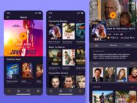 My Daily UI - Movie App