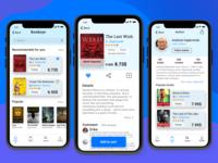 Bookeye App Concept