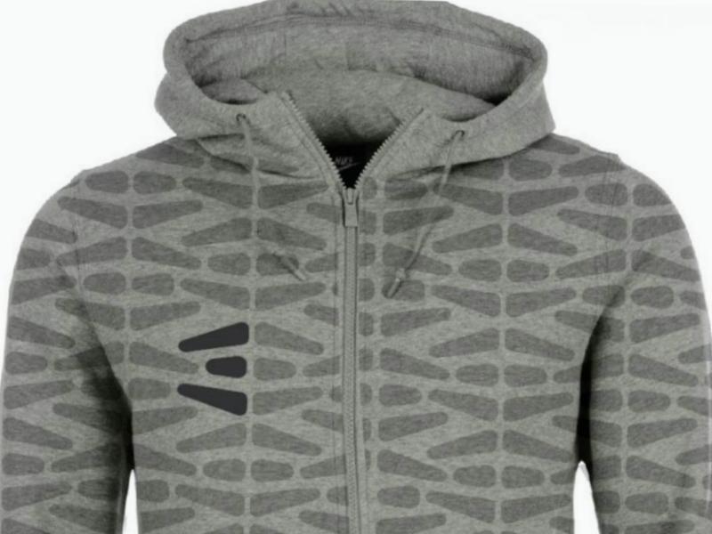 Monogram 'E' logo style fashion speed clean sport pattern monogram design aerodynamic