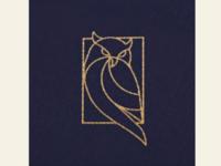 Linear Owl logo