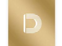 Monogram 'D'