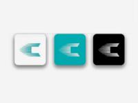 'C' monogram logo