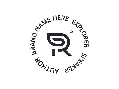 RP Monogram FOR SALE for sale unused buy unused concept sale logo for sale branding concept typography logoinspire trademarks logo unique creative trademark branding design logosale sale monogram