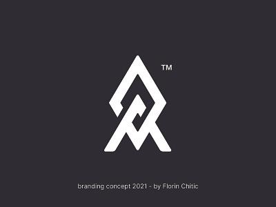 For sale! AO Monogram Branding Concept monogram logo ao monogram monogram