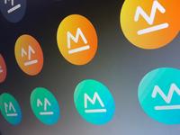 MB monogram concept