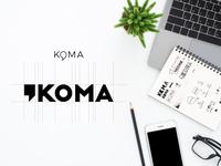 Koma logo