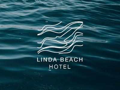 Beach Hotel logo idea
