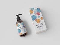 Beauty elixir branding