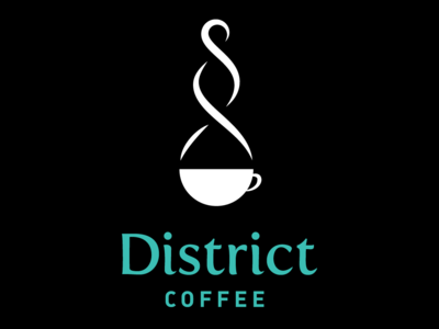 District Coffee logo