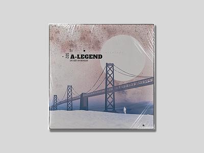 Cover art design. Life goes on Interlude – A-Legend. album solonskyi artwork album cover design album artwork album cover album art