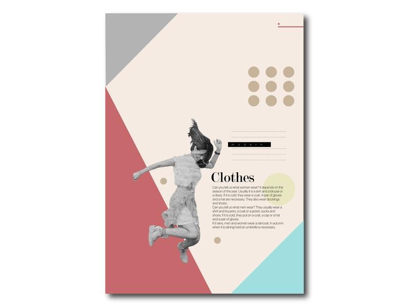 "Concept poster ""Classic"" pic photo editing image editor photoshop minimal graphic design brand graphic design resume minimalist design typography solonskyi minimlist minimalist poster logo branding swiss design posterdesign poster"