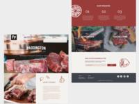 Paddington Provisions Butcher Shop - Desktop Website