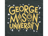 George Mason University Shirt Design
