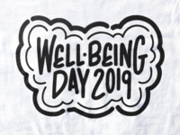 Well-Being Day 2019