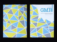 George Mason Review Cover Design