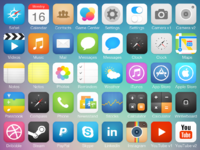 Ios7 icon pack