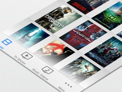 iOS7 Videos - Movies