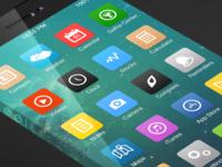 iOS7 - Springboard