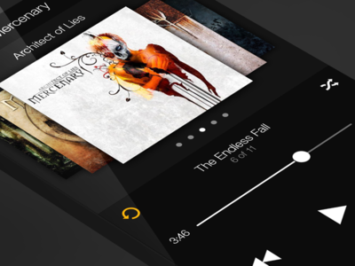 iOS7 - Music