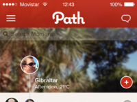 Path real pixels home