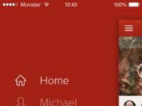 Path real pixels menu