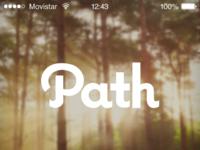 Path real pixels login