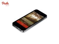Path iphone5s login