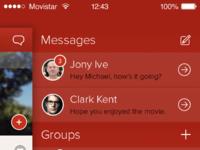 Path real pixels menu messages