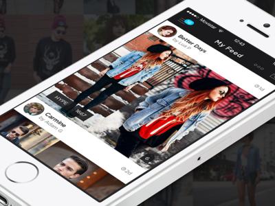 LOOKBOOK - iOS7 Redesign (Full)