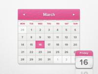 Calendar + App Icon