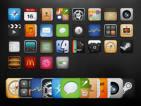 iOS Icon Pack v5