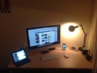 My Desk (Home)