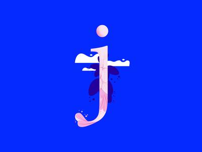 36daysoftype • J