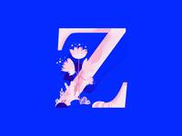 36daysoftype • Z