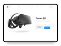 Daily UI #073 – Virtual Reality