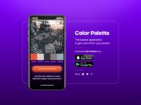 Daily UI #074 – Download App